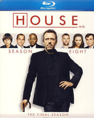 House, M.D. - Season 8 (Blu-ray)(Boxset)