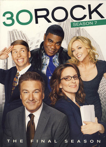 30 Rock: Season 7 (Boxset) DVD Movie