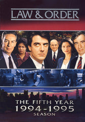Law & Order: The Fifth Year (Boxset)