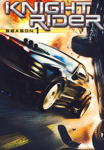Knight Rider - Season One (Boxset) (2009) DVD Movie