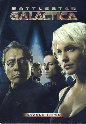 Battlestar Galactica - Season Three (Boxset) DVD Movie