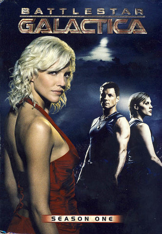 Battlestar Galactica- Season One (Boxset) DVD Movie