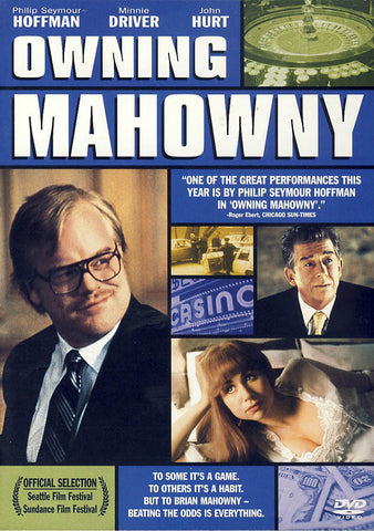 Owning Mahowny (Blue Cover) DVD Movie
