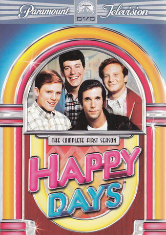 Happy Days - The Complete First Season (Boxset) DVD Movie