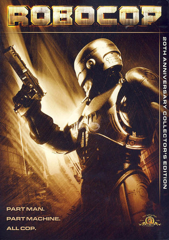 Robocop (20th Anniversary Collector s Edition) DVD Movie