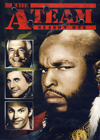 The A-Team - Season One (Keepcase)(Boxset) DVD Movie