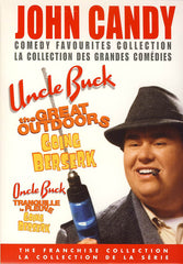 John Candy Comedy Favorites Collection (Boxset)