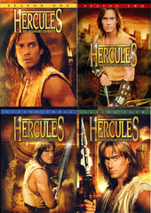 Hercules - The Legendary Journeys (Season 1, 2, 3, 4)(Pack)(Boxset)