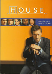 House, M.D. - Season 2 (Boxset) (Bilingual)