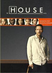 House, M.D. - Season 5 (Boxset) (Bilingual)