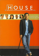 House, M.D. - Season 3 (Boxset) (Bilingual)