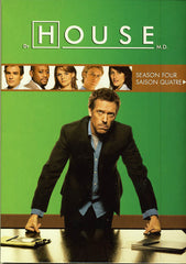 House, M.D. - Season 4 (Boxset) (Bilingual)