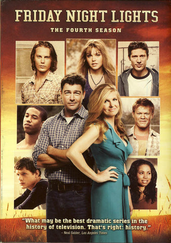 Friday Night Lights - Season 4 (Boxset) DVD Movie