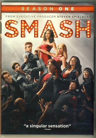 Smash - Season 1 (Boxset) DVD Movie