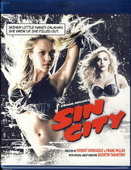 Sin City (2-Disc) (Blu-ray)