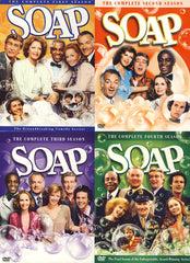 Soap - The Complete Series (Season 1, 2, 3, 4)(Boxset)