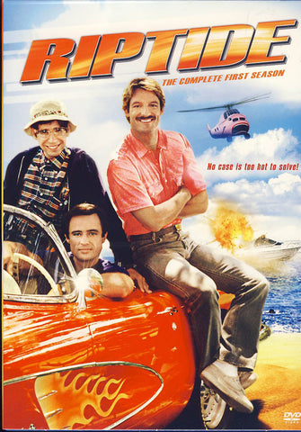 Riptide - The Complete First Season (Boxset) DVD Movie