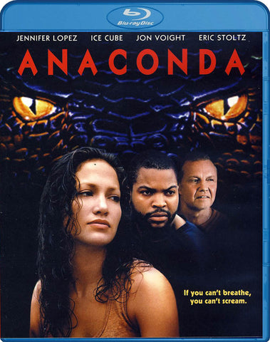 Anaconda (Blu-ray) BLU-RAY Movie