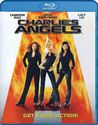Charlie's Angels (Blu-ray) BLU-RAY Movie