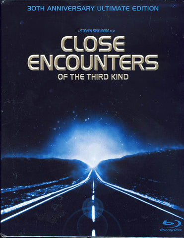 Close Encounters of the Third Kind (30th Anniversary Ultimate Edition) (Boxset) (Blu-ray) BLU-RAY Movie