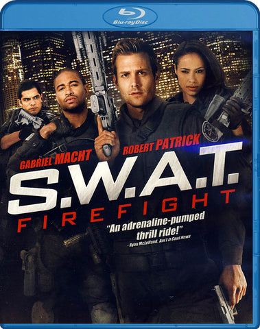 S.W.A.T. - Firefight (Blu-ray) BLU-RAY Movie