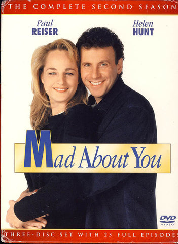 Mad About You - The Complete Second Season (Boxset) DVD Movie