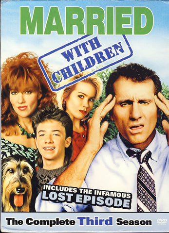 Married... with Children: The Complete Third Season (Boxset) DVD Movie