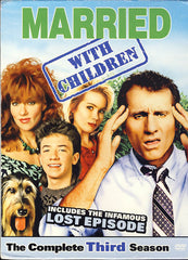 Married... with Children: The Complete Third Season (Boxset)