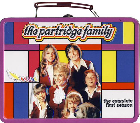 Partridge Family: Complete First Season (With Tin Case) (Boxset) DVD Movie