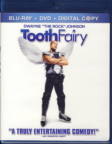 Tooth Fairy [Blu-ray + DVD + Digital Copy) (Blu-ray) BLU-RAY Movie