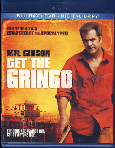 Get the Gringo (Blu-ray+DVD+Digital Copy)(Blu-ray) BLU-RAY Movie