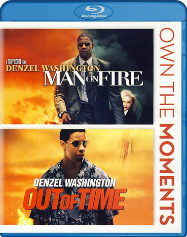 Man On Fire / Out Of Time (Blu-ray) BLU-RAY Movie