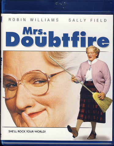 Mrs. Doubtfire (Blu-ray) BLU-RAY Movie