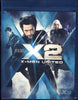 X2: X-Men United (Blu-ray) BLU-RAY Movie