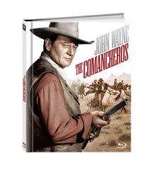 The Comancheros (50th Anniversary Edition) (Blu-ray Book) (Blu-ray)