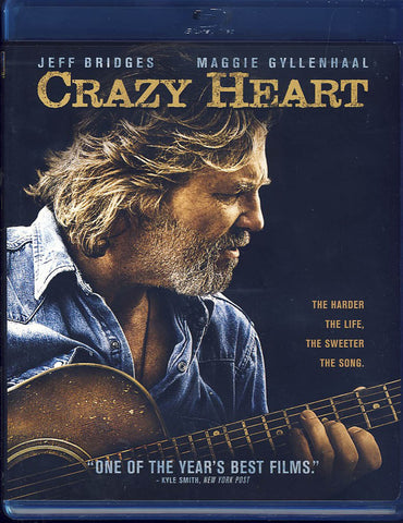 Crazy Heart (Blu-ray+Digital Copy)(Blu-ray) BLU-RAY Movie