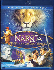 The Chronicles of Narnia: The Voyage of the Dawn Treader (Blu-ray+DVD+Digital Copy)(Blu-ray)