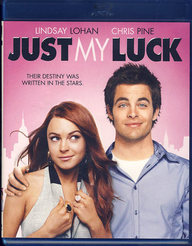 Just My Luck (Blu-ray) BLU-RAY Movie