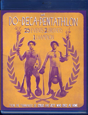 Do-Deca-Pentathlon (Blu-ray) BLU-RAY Movie