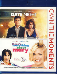 Date Night/There's Something About Mary (Double Feature)(Blu-ray)