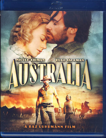 Australia (Blu-ray) BLU-RAY Movie