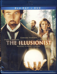 The Illusionist (Blu-ray+DVD)(Blu-ray)