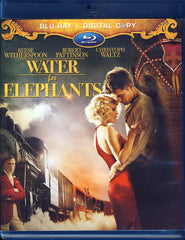 Water for Elephants (Blu-ray + Digital Copy) (Blu-ray)