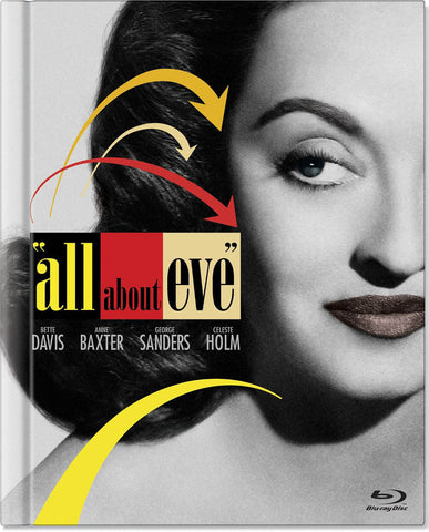 All About Eve (Blu-ray Book) (Blu-ray) BLU-RAY Movie