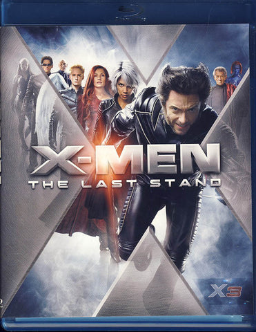 X-Men: The Last Stand (Blu-ray) BLU-RAY Movie