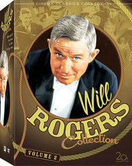 Will Rogers Collection, Vol. 2 (Boxset)