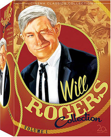 Will Rogers Collection, Vol. 1 (Boxset) DVD Movie