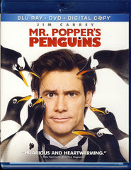 Mr. Popper s Penguins (Blu-ray + DVD + Digital Copy) (Blu-ray)