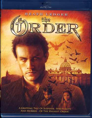 The Order (Blu-ray) BLU-RAY Movie