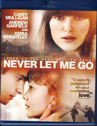 Never Let Me Go (Blu-ray) BLU-RAY Movie